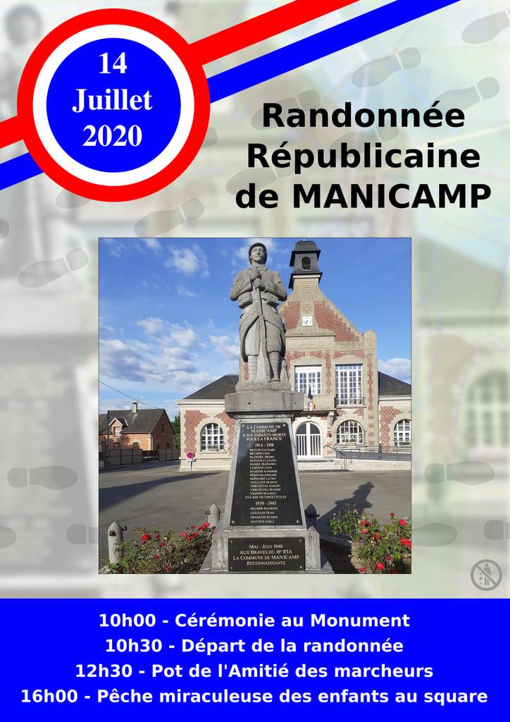 14 juillet 2020 _ Commune de Manicamp