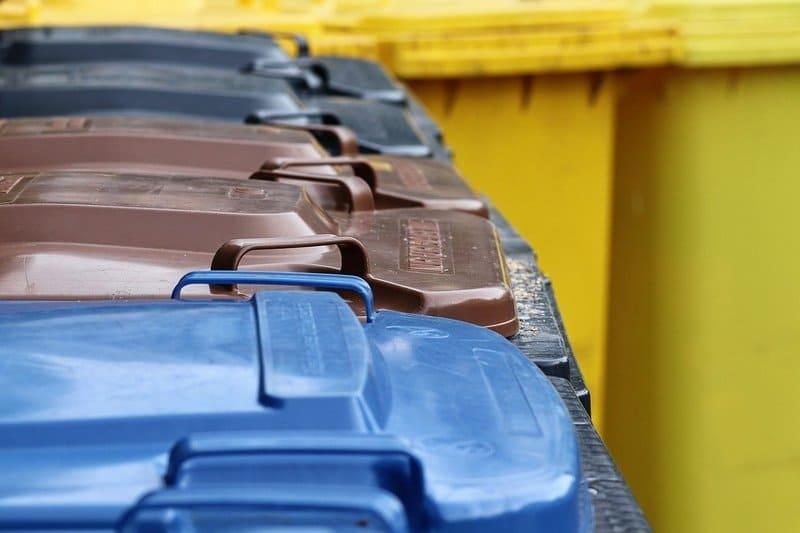 collecte des déchets ménagers - Commune de MANICAMP