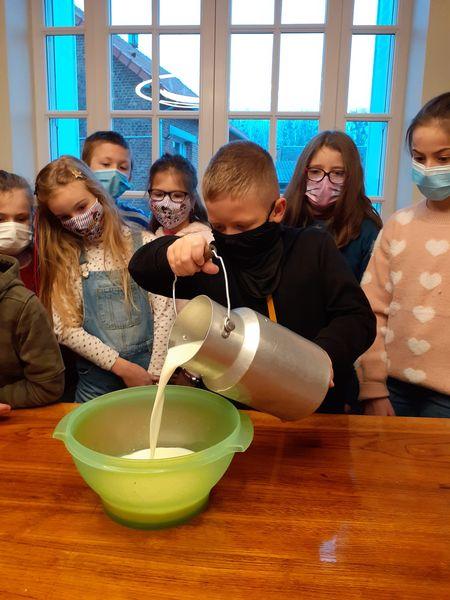 La fabuleuse histoire du fameux fromage de Manicamp 10 - Commune de Manicamp
