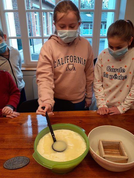 La fabuleuse histoire du fameux fromage de Manicamp 35 - Commune de Manicamp