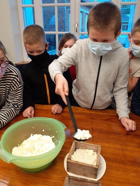 La fabuleuse histoire du fameux fromage de Manicamp 54 - Commune de Manicamp