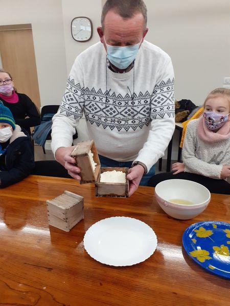 La fabuleuse histoire du fameux fromage de Manicamp 70 - Commune de Manicamp